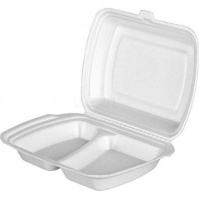 Lunch box 2 secțiuni