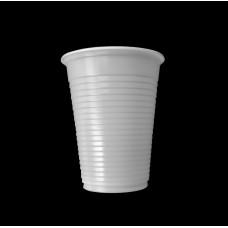 Pahar 200 ml alb