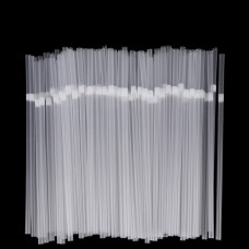Paie gofra transparente 21cm-  4.8