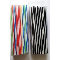 Set Paie Fresh Zebra Vint 25 cm x 8mm