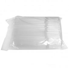 Set Paie gofra transparente 21cm-  4.8