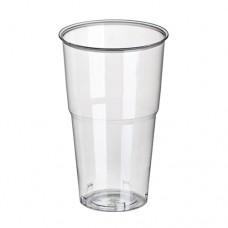 Pahar Biodegradabil 500 ml Transparent
