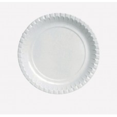 Farfurie din hîrtie D180 (alb)