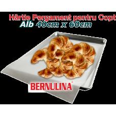 Pergament pentru copt (foi) alb (40сm*60сm)