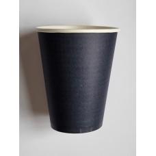 Pahar din hîrtie 250 ml (albastru)