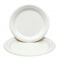 "Farfurie Biodegradabila rotunda 10"" (26 cm)"