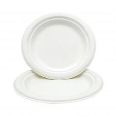 "Farfurie Biodegradabila rotunda 7"" (17 cm) EKOLA"