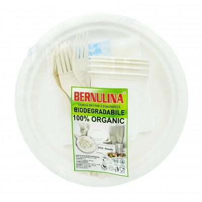 Set Haiduc biodegradabil