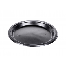 Farfurie premium negru 260mm